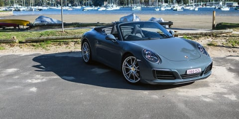2016 Porsche 911 Carrera Cabriolet Review