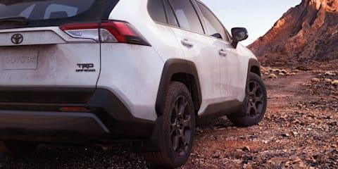 2020 Toyota RAV4 TRD Off-Road unveiled
