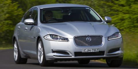 Jaguar XF 2.0-litre petrol: new $68,900 entry-level model