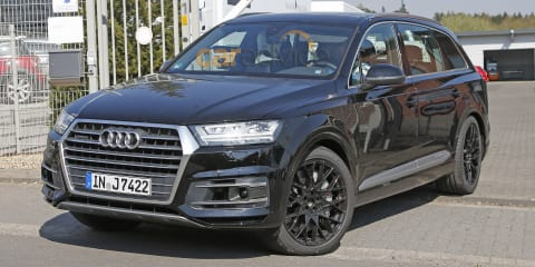 Audi SQ7 high on the priority list for Australia