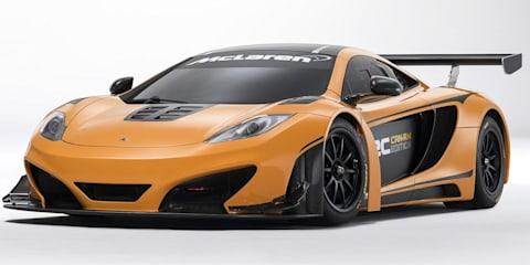 McLaren MP4-12C Can-Am Edition: racing concept set for Pebble Beach