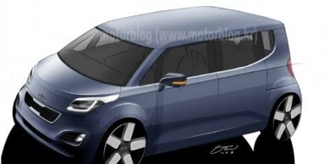Kia TAM EV confirmed for production later this year