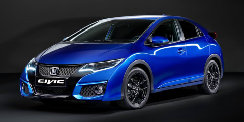 2015 Honda Civic: New Sport model to boost facelifted hatch range