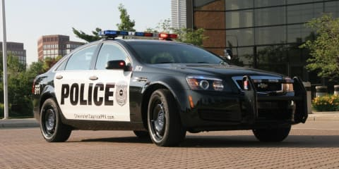 Video: Chevrolet Caprice PPV testing in Phoenix