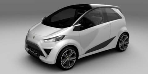 2013 Lotus City Car planned