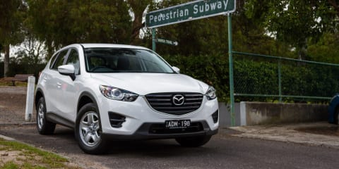 2015 Mazda CX-5 Maxx AWD Review