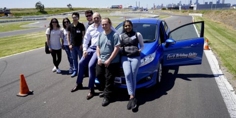 Ford launches Driving Skills for Life program in Australia