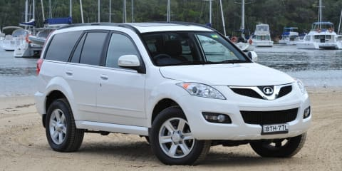 2012 GREAT WALL MOTORS X200 (4x4)