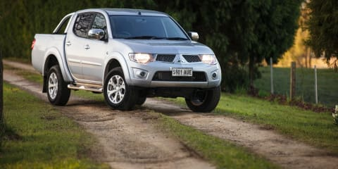 Mitsubishi Triton leads 4x4 ute sales bounce-back in June