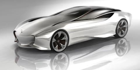 2030 Mercedes-Benz Aria Concept design study