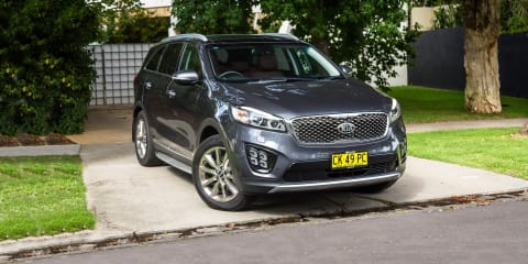 2017 Kia Sorento GT-Line review