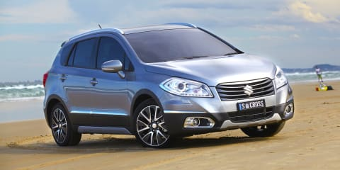Suzuki issues recall for S-Cross SUV for incorrect seat stitching