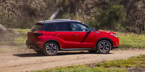 2019 Suzuki Vitara Series II pricing and specs