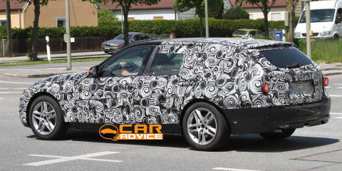 2012 BMW 3 Series Touring Spy Photos