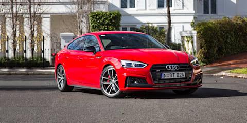 2017 Audi S5 Sportback quattro review