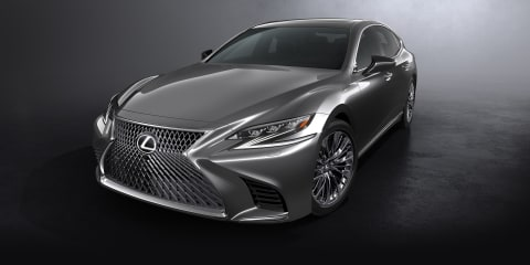 2018 Lexus LS:: Where's the hybrid Lexus is so known for?