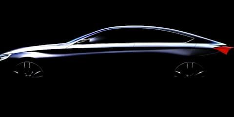 Hyundai HCD-14: luxury sedan concept teases next Genesis