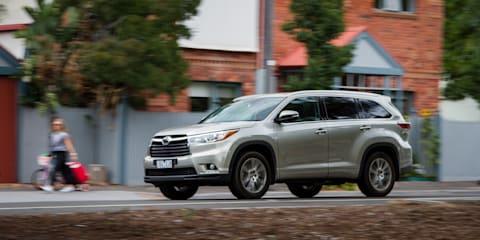 2015 Toyota Kluger Grande Review: LT3