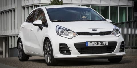 2015 Kia Rio revealed