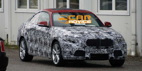 BMW 2 Series Coupe: first look at new two-door hardtop