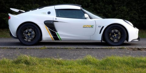 Lotus Project Eagle teaser and 200kW Exige