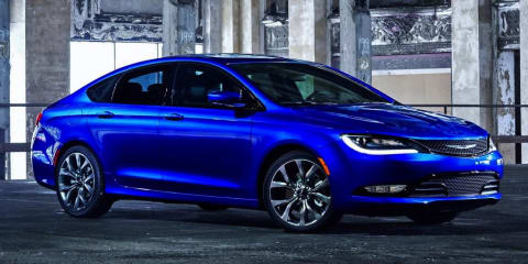 Chrysler 200: first images of second-gen sedan leaked