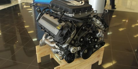 FPV launches new supercharged V8 for GT and GS