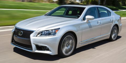 Lexus LS replacement 'overdue' according to company chief