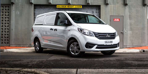 2017 LDV G10 diesel automatic review