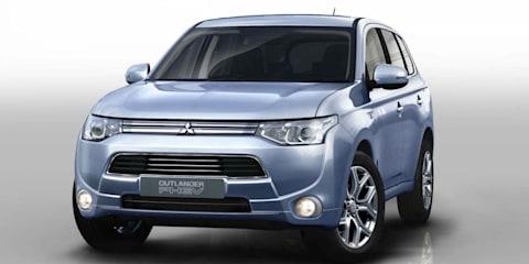 Mitsubishi Outlander PHEV: $50K price tag tipped for plug-in SUV