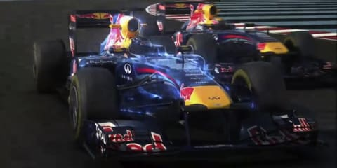 Video: Mark Webber explains KERS and adjustable rear wing
