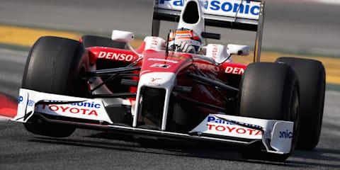 Toyota won't return to Formula One