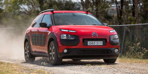 2018 Citroen C4 Cactus: Automatic petrol model added, diesel dumped