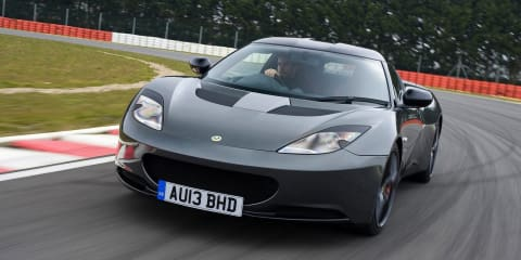 Lotus Evora to gain off-road-style model, roadster - report