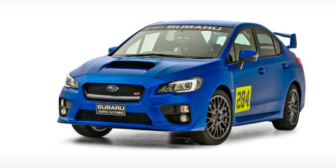 Subaru WRX STI NR4 ready for Australian racers