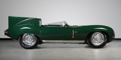 Jaguar D-Type to become Australia's most expensive car at Motorclassica Auction