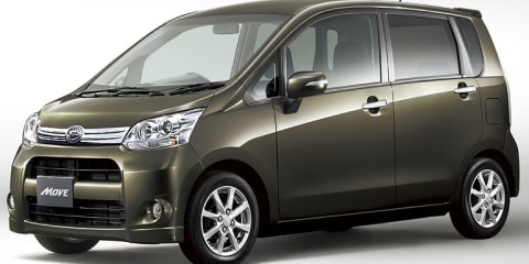 2011 Daihatsu Move most economical non-hybrid car