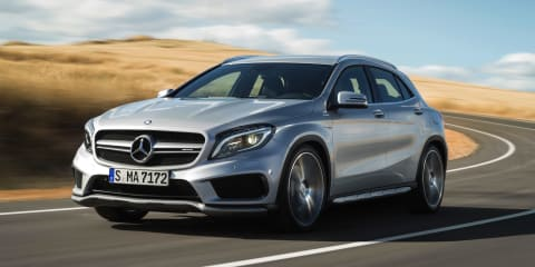 Mercedes-Benz plans to go SUV mad