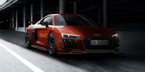 Audi Sport Performance Parts R8 Edition revealed, five coming to Oz