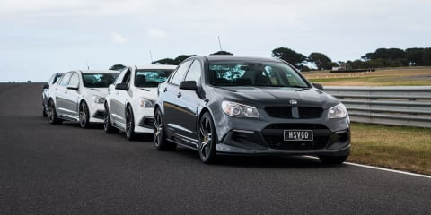 2017 HSV GTSR W1 review: Phillip Island pre-production mule quick drive