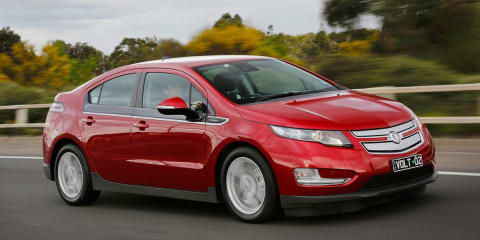 2013 Holden Volt recalled