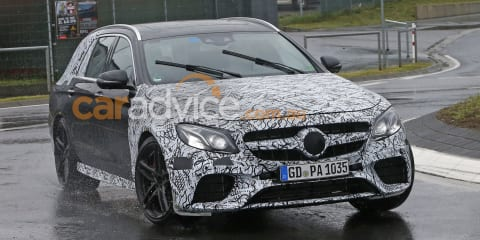 2017 Mercedes-AMG E63 will be all-wheel-drive only