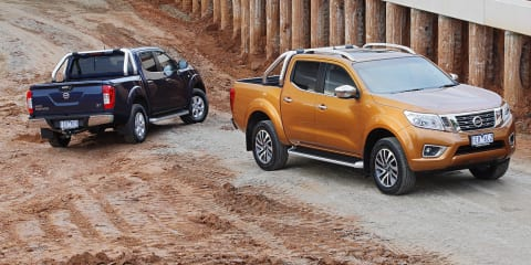 2017 Nissan Navara Series 2 pricing and specs: Improved suspension, new SL 4x4 grade