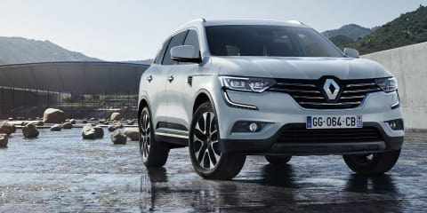 2016 Renault Koleos:: Australian price and launch timing confirmed for all-new SUV