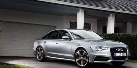 Audi A6 FWD models coming fourth quarter
