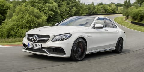 2015 Mercedes-AMG C63 : Official details and image gallery