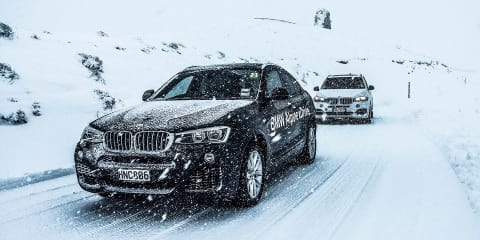 BMW Alpine xDrive