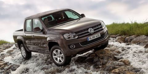 Volkswagen Amarok handed International Pick-Up of the year award