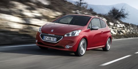 Peugeot 208 GTi here in August; circa $30,000