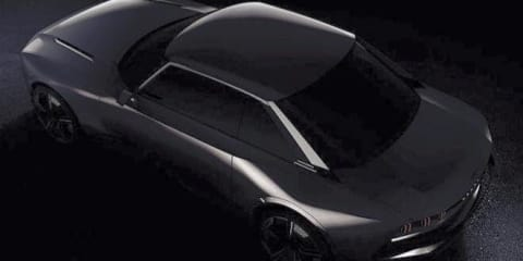 Peugeot coupe concept teased